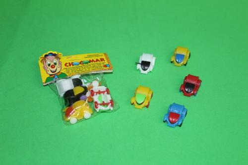 4124 Mini Fusca Boquinha